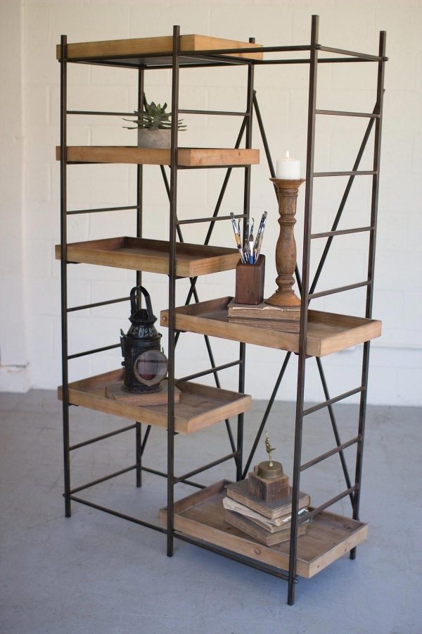 94 Models Wood Shelving Ideas for Your Home-3496