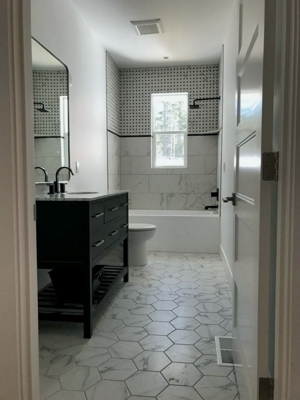 94 Simple & Futuristic Bathroom Remodeling Ideas - How to Achieve An Ultra-modern Look-5203