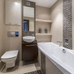 94 Simple & Futuristic Bathroom Remodeling Ideas - How to Achieve An Ultra-modern Look-5214