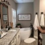 94 Simple & Futuristic Bathroom Remodeling Ideas - How to Achieve An Ultra-modern Look-5216