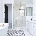 94 Simple & Futuristic Bathroom Remodeling Ideas - How to Achieve An Ultra-modern Look-5231