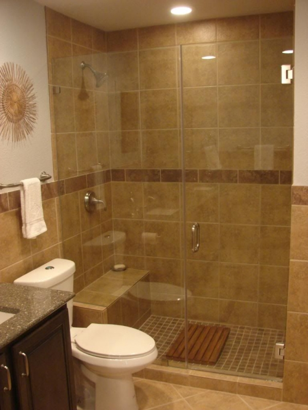 95 Beautiful Walk In Shower Ideas for Small Bathrooms 5658