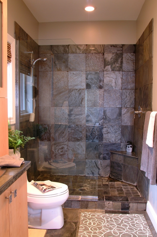 95 Beautiful Walk In Shower Ideas for Small Bathrooms 5637