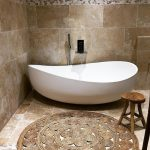 98 Comfy Bathroom Floor Design Ideas 6083