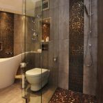 98 Comfy Bathroom Floor Design Ideas 6131