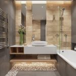 98 Comfy Bathroom Floor Design Ideas 6133