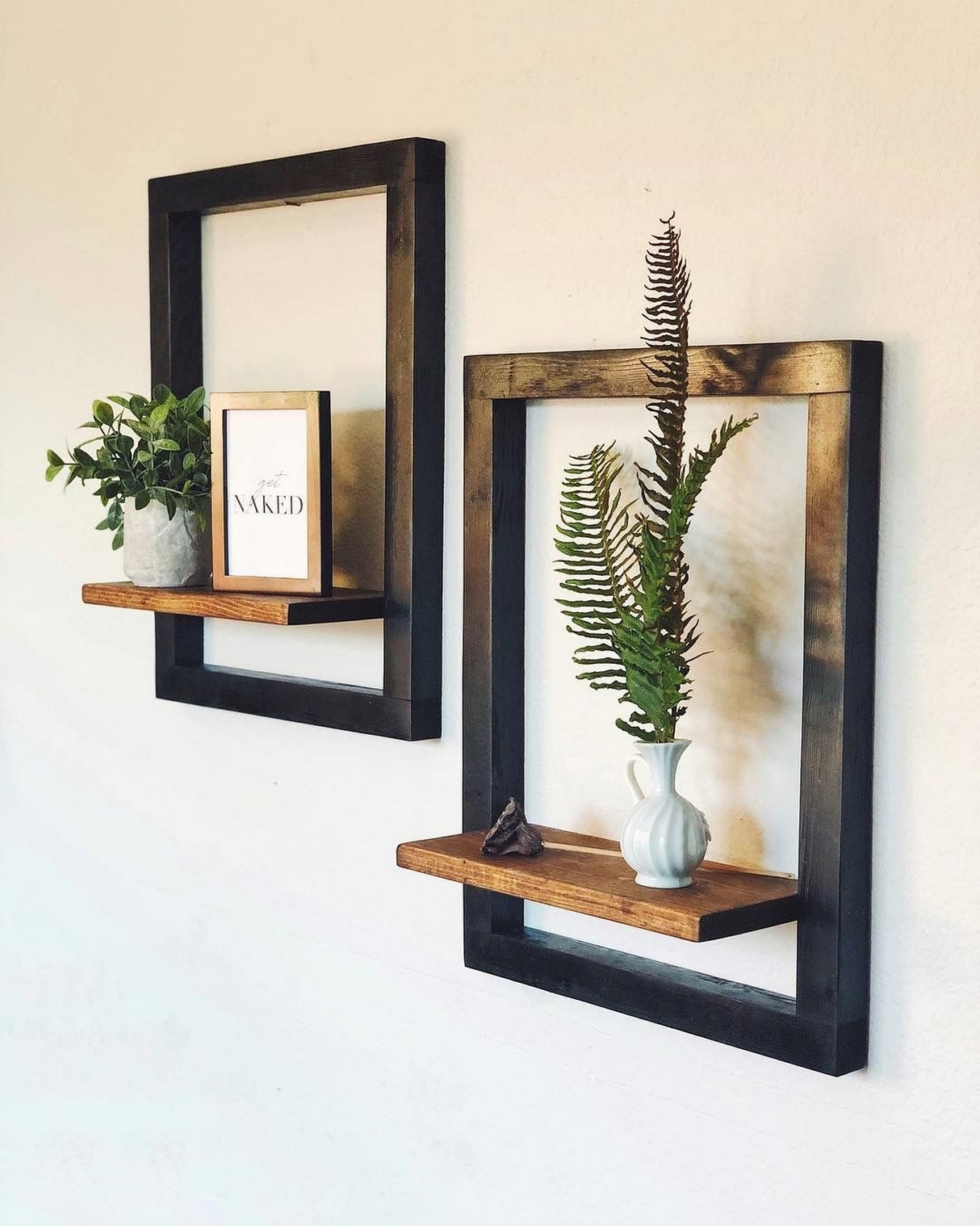 ✔️ 20+ Top Choices Wood Wall Shelf Style And Convenience 19