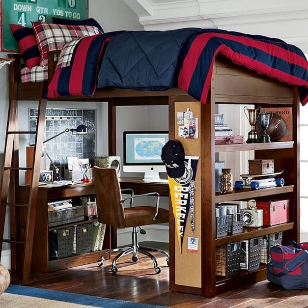 ✔️ Why Bunk Beds With Stairs And Desk 18