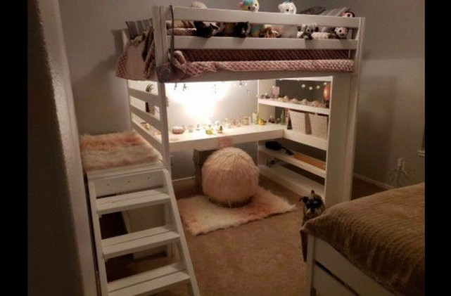 ✔️ Why Bunk Beds With Stairs And Desk 5