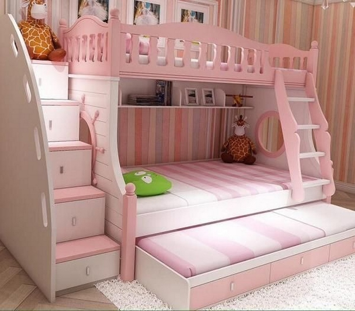 31 Most Popular Kids Bunk Beds Design Ideas Make Sleeping Fun For Your Kids 16