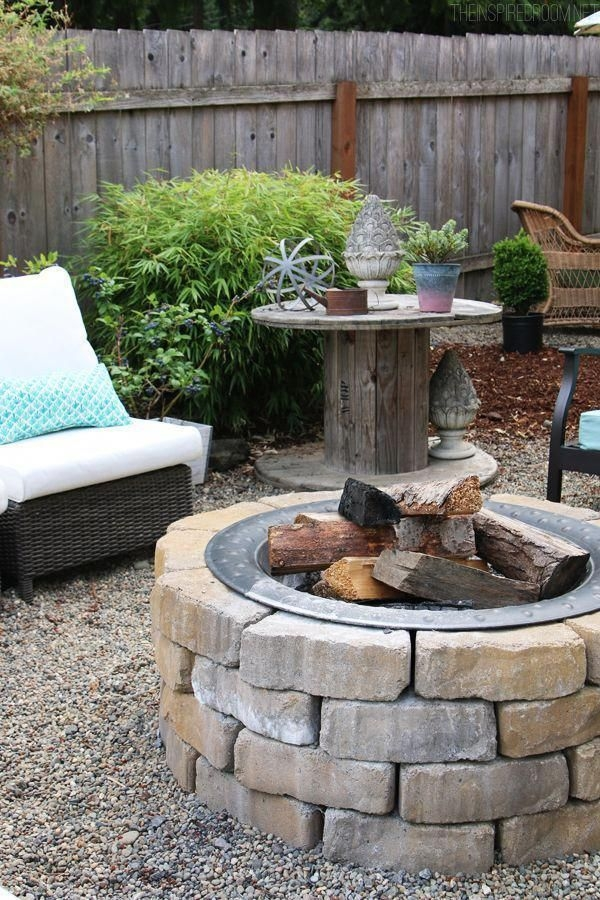 37 Most Popular Backyard Fire Pits Design Ideas- A Perfect Way to Entertain Guests 7052