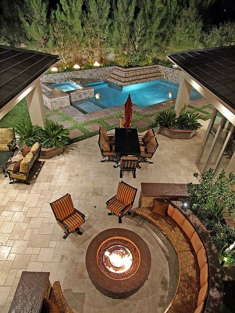 37 Most Popular Backyard Fire Pits Design Ideas- A Perfect Way to Entertain Guests 7062