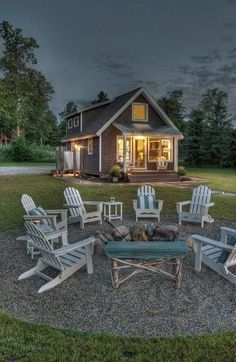 37 Most Popular Backyard Fire Pits Design Ideas- A Perfect Way to Entertain Guests 7070