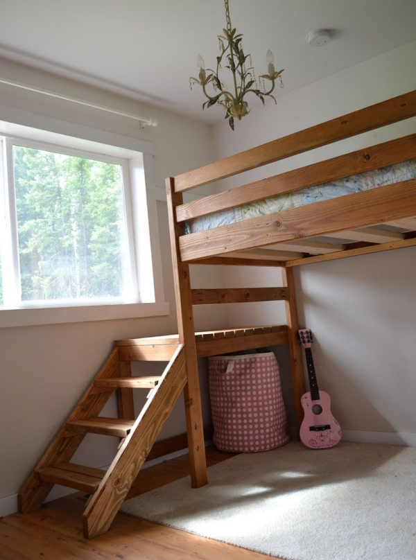 72 Most Popular Full Size Loft Bed with Stairs and What You Must Know 6362