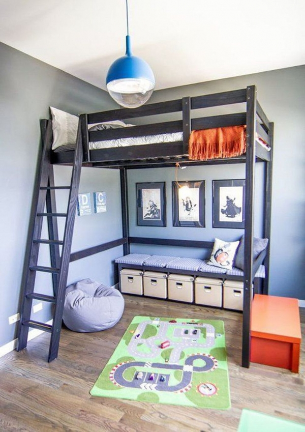 72 Most Popular Full Size Loft Bed with Stairs and What You Must Know 6371