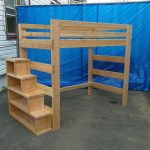 72 Most Popular Full Size Loft Bed with Stairs and What You Must Know 6377