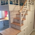 72 Most Popular Full Size Loft Bed with Stairs and What You Must Know 6351