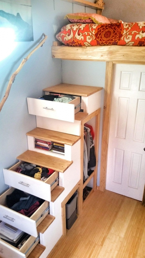 72 Most Popular Full Size Loft Bed with Stairs and What You Must Know 6389