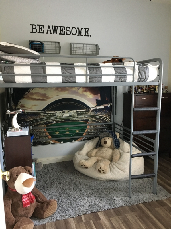 72 Most Popular Full Size Loft Bed with Stairs and What You Must Know 6395