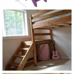 72 Most Popular Full Size Loft Bed with Stairs and What You Must Know 6355