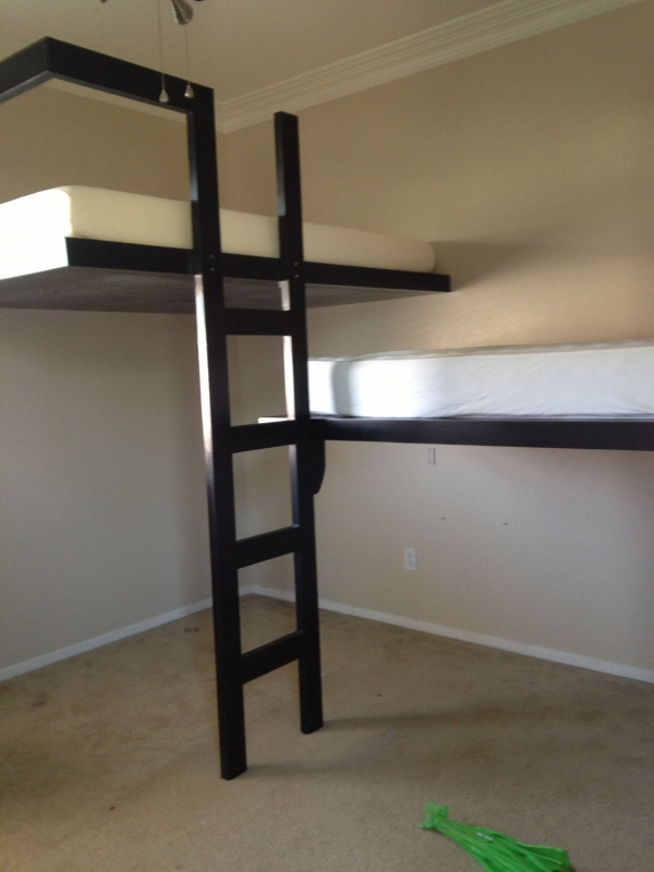 72 Most Popular Full Size Loft Bed with Stairs and What You Must Know 6357