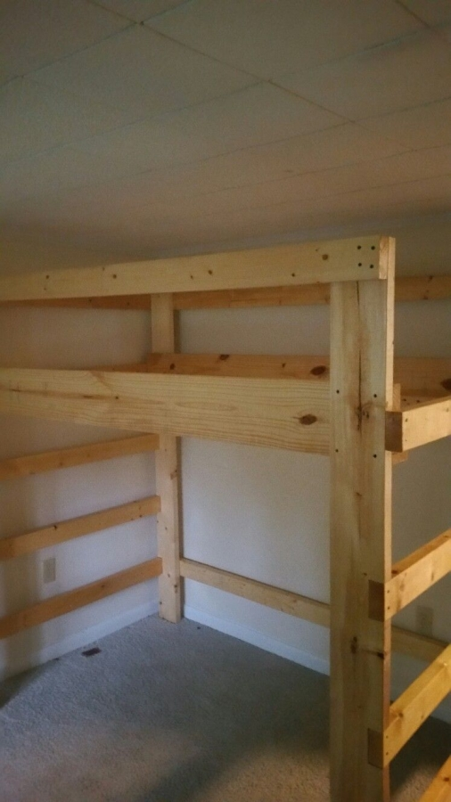 85 Best Of Queen Loft Beds Design Ideas- A Perfect Way to Maximize Space In A Room 6279