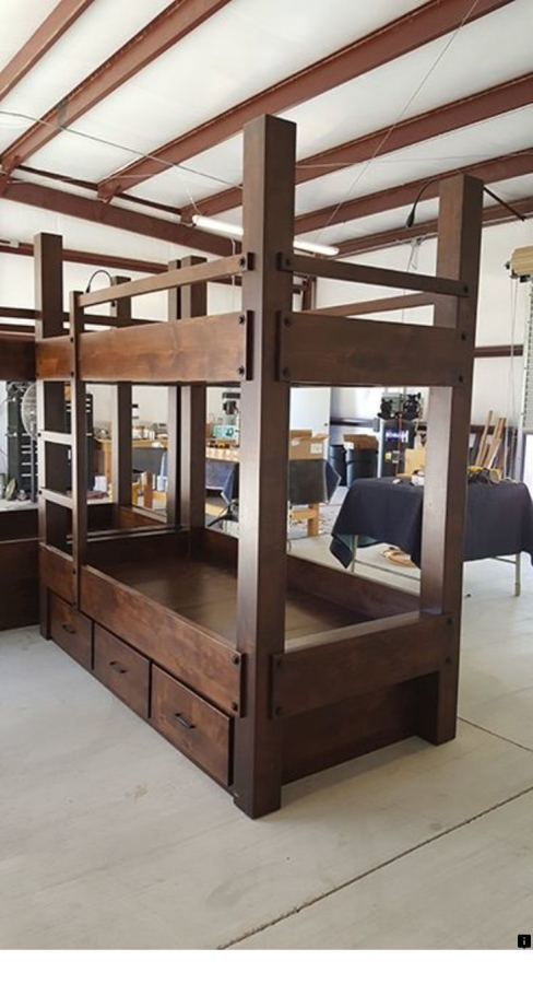 85 Best Of Queen Loft Beds Design Ideas- A Perfect Way to Maximize Space In A Room 6286