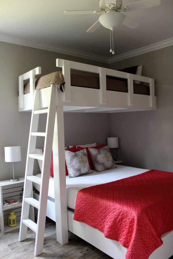 85 Best Of Queen Loft Beds Design Ideas- A Perfect Way to Maximize Space In A Room 6288