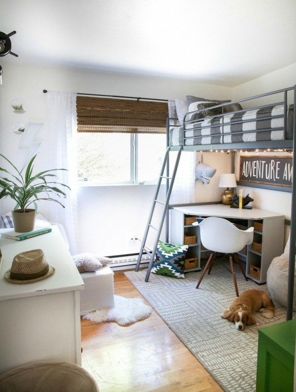85 Best Of Queen Loft Beds Design Ideas- A Perfect Way to Maximize Space In A Room 6293
