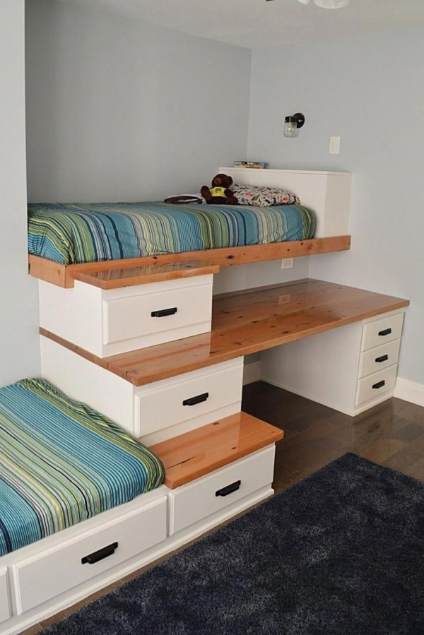 85 Best Of Queen Loft Beds Design Ideas- A Perfect Way to Maximize Space In A Room 6296
