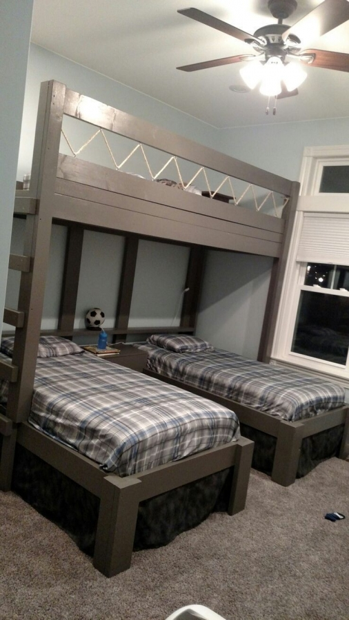 85 Best Of Queen Loft Beds Design Ideas- A Perfect Way to Maximize Space In A Room 6306