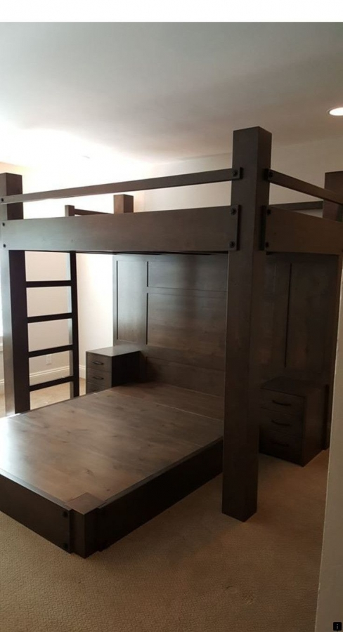 85 Best Of Queen Loft Beds Design Ideas- A Perfect Way to Maximize Space In A Room 6266