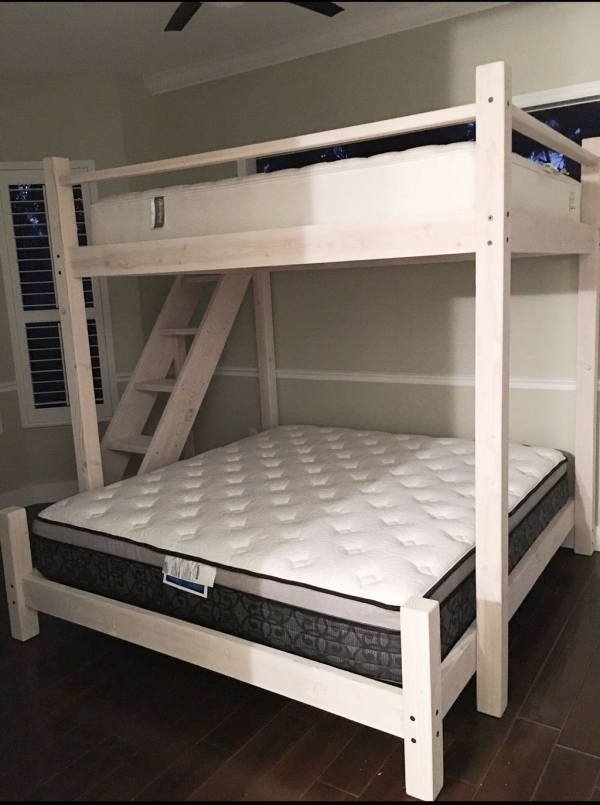 85 Best Of Queen Loft Beds Design Ideas- A Perfect Way to Maximize Space In A Room 6322