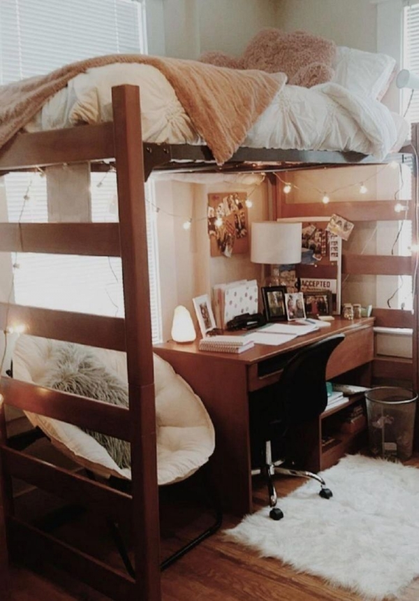85 Best Of Queen Loft Beds Design Ideas- A Perfect Way to Maximize Space In A Room 6341