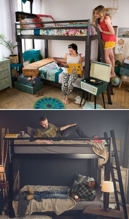 85 Best Of Queen Loft Beds Design Ideas- A Perfect Way to Maximize Space In A Room 6342