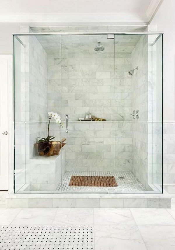 97 Most Popular Bathroom Shower Makeover Design Ideas, Tips to Remodeling It 7327