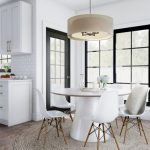 97 Most Popular Of Modern Dining Room Tables In A Contemporary Style 6816