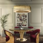 97 Most Popular Of Modern Dining Room Tables In A Contemporary Style 6838