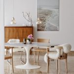 97 Most Popular Of Modern Dining Room Tables In A Contemporary Style 6844