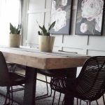 97 Most Popular Of Modern Dining Room Tables In A Contemporary Style 6863