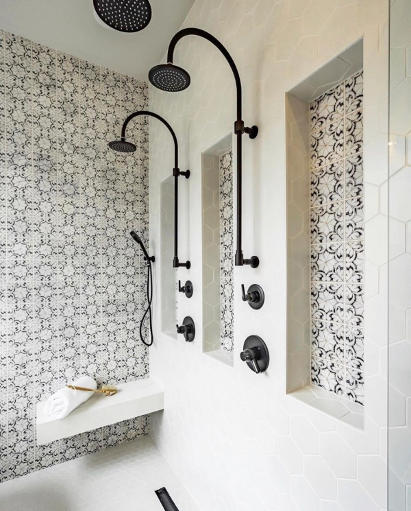 Best 85 Bathroom Tile Ideas 6448