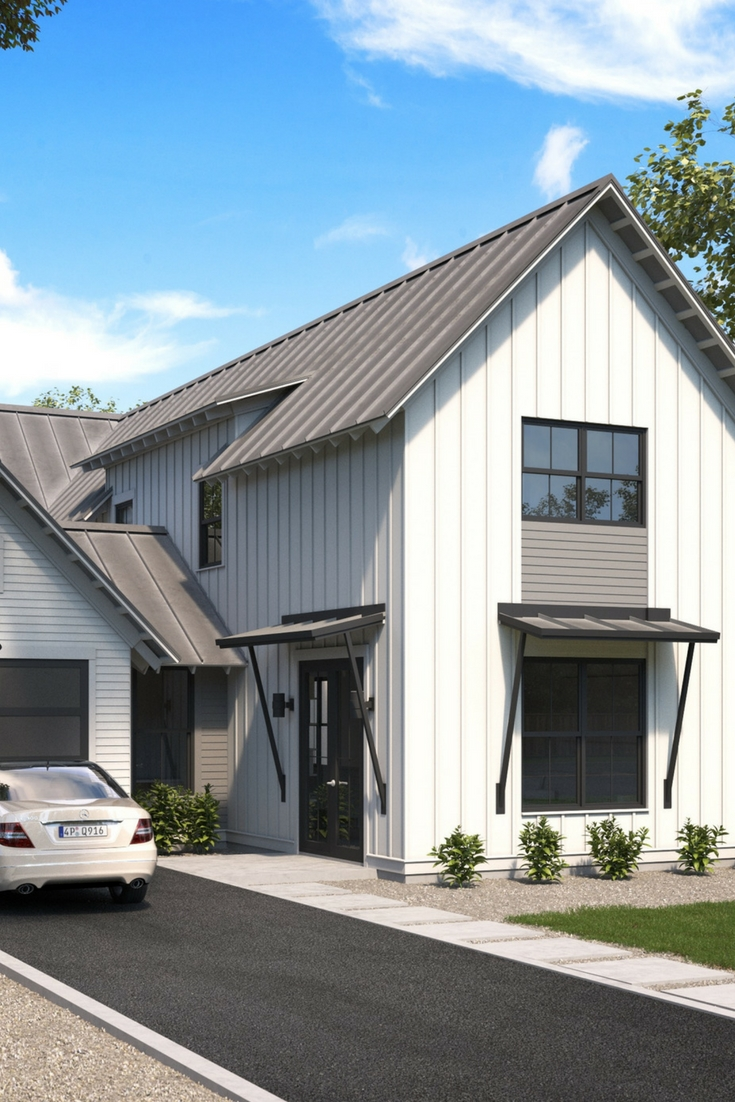 10 top Choices Beautiful Modern 2 Story House -9528