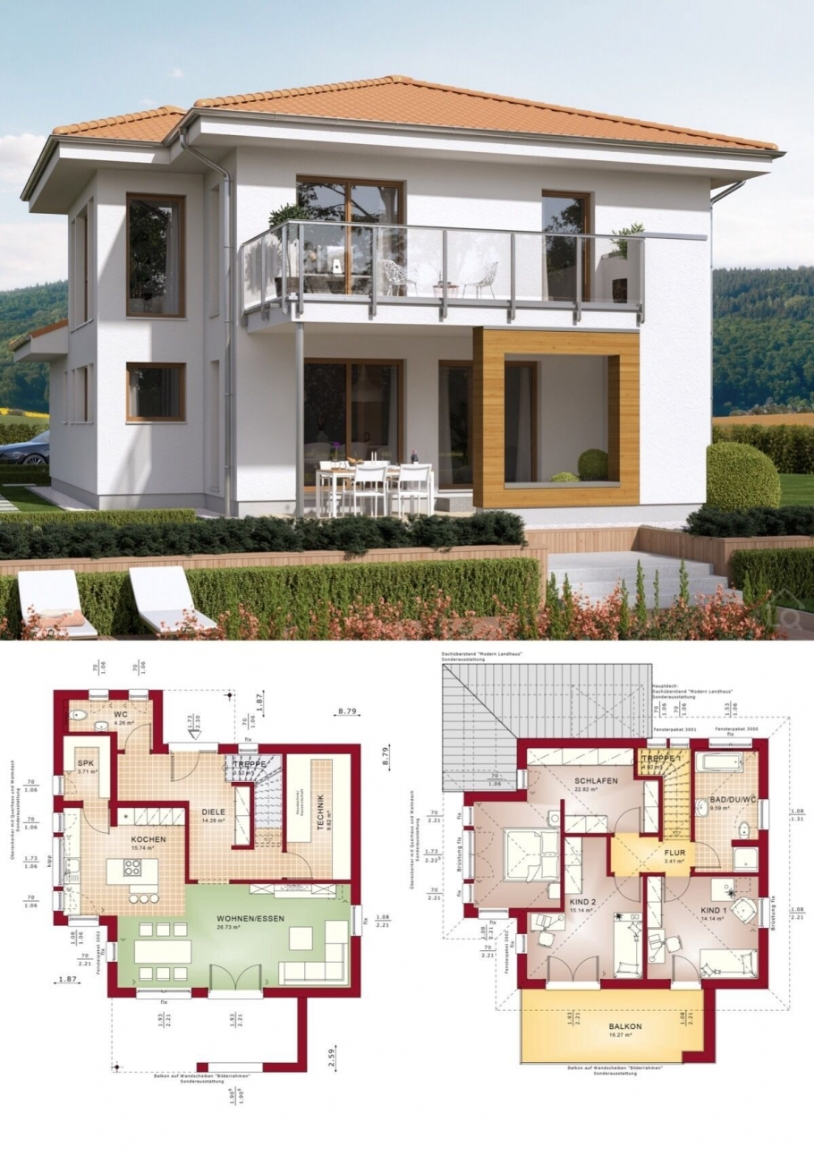 10 top Choices Beautiful Modern 2 Story House -9531