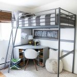 34 Bunk Bed Design Ideas With The Most Enthusiastic Desk In Interest 1