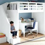 34 Bunk Bed Design Ideas With The Most Enthusiastic Desk In Interest 14