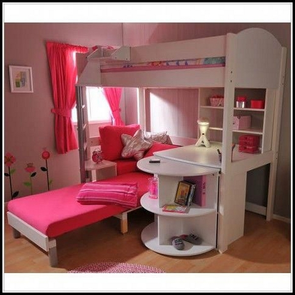 34 Bunk Bed Design Ideas With The Most Enthusiastic Desk In Interest 16