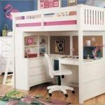34 Bunk Bed Design Ideas With The Most Enthusiastic Desk In Interest 21