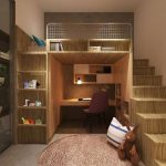 34 Bunk Bed Design Ideas With The Most Enthusiastic Desk In Interest 22