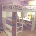 34 Bunk Bed Design Ideas With The Most Enthusiastic Desk In Interest 26