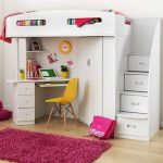 34 Bunk Bed Design Ideas With The Most Enthusiastic Desk In Interest 3